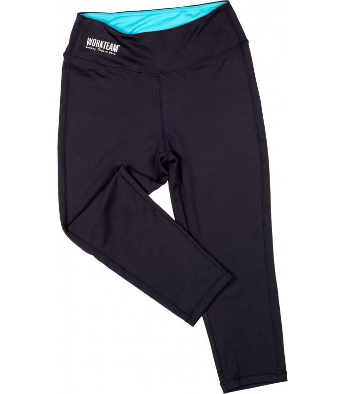 Pantalón leggin S7502 corto de mujer. Workteam