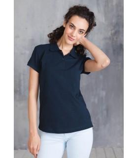 Comprar Polo para mujer K242 manga corta. 100% algodón.