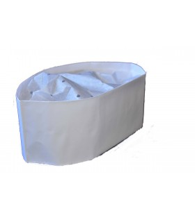 Uds gorro de cocina barco desechable papel ibp for Cocinas para barcos