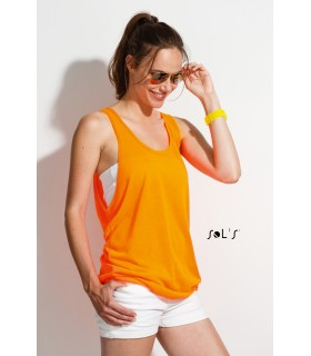 Comprar Camiseta JAMAICA 01223 unisex sin mangas. Sol´s