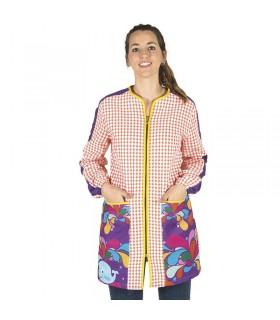 Comprar Bata señora 5947 Diseño de Ballena. Garys