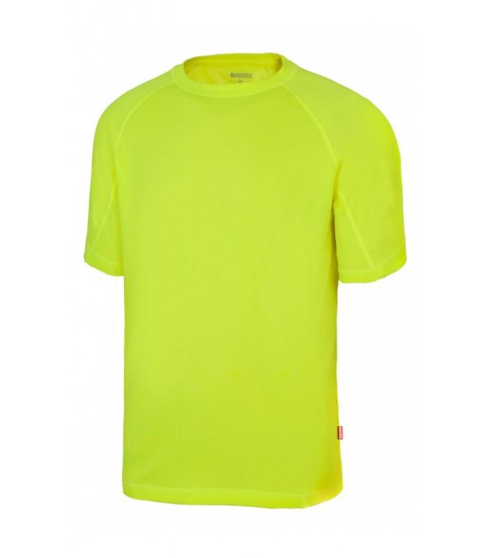 Camiseta técnica 105506 de manga corta. Velilla