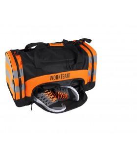 Comprar Mochila WFA403 de alta visibilidad con capacidad para 70L. Workteam