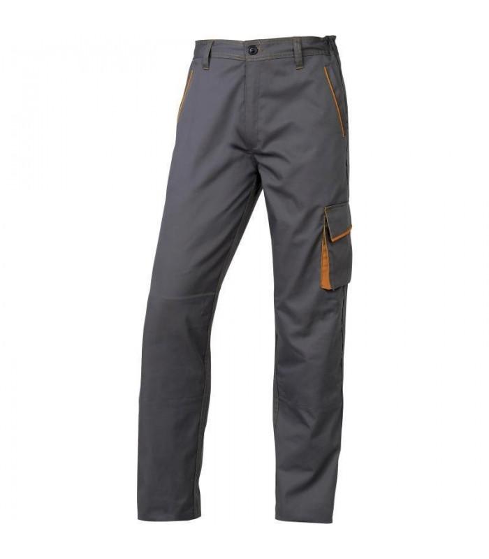 Pantalón M6PAN multibolsillos con rodilleras y combinado. Velilla