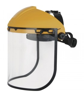Comprar Portavisera BALBI2 con protección frontal y visera de policarbonato. Deltaplus
