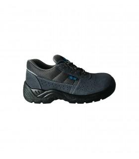 Comprar Zapato BS60 S1P de serraje perforado con cordones. Started