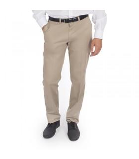 1eeeda137243a Pantalón chino 7915 COLD de traje para caballero sin pinzas. Gary´s