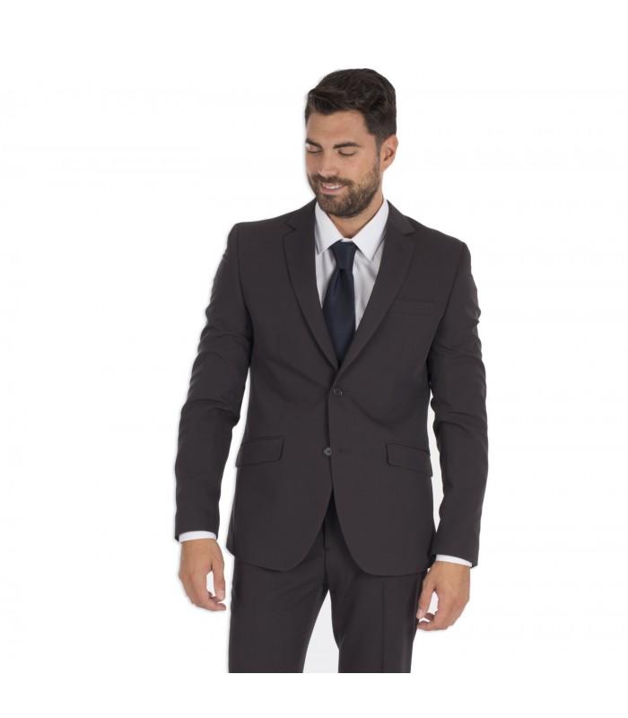 04b300ca8a Americana 8126 TRIVAL de traje para caballero slim fin con dos botones .  Gary´s