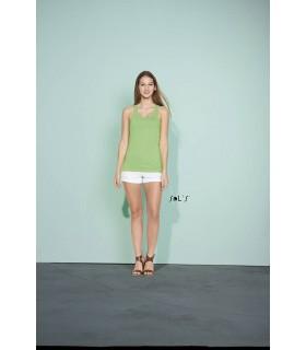 Comprar Camiseta JUSTIN WOMEN 01826 de tirantes. Sols
