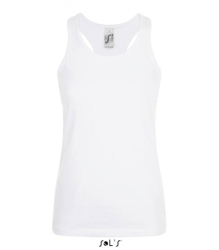 Camiseta JUSTIN WOMEN 01826 de tirantes. Sols