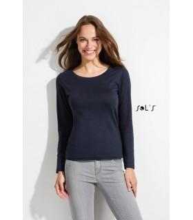 Comprar Camiseta MAJESTIC 11425 de mujer de manga larga. Sols