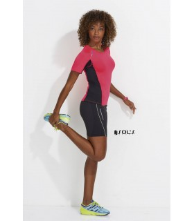 Comprar Pantalón CHICAGO WOMEN 01413 Running cortos. Sol´s