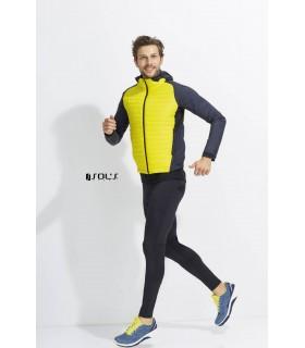 Comprar Chaqueta NEW YORK MEN 01471 running ligera. SOLS