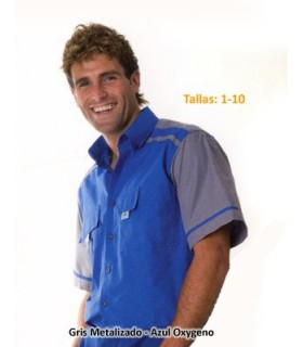 Comprar Camisa Caballero 2009 Monza. Manga corta