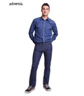 Comprar Pantalón 2804 vaquero de caballero de verano. Adversia