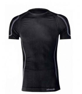 Comprar Camiseta 6007 interior Térmica con cuello caja y manga corta. Adversia