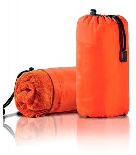 Comprar Toalla PA576 Con bolsillo y cremallera, de microfibra absorvente. Linitex