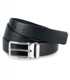 Comprar Cinturón KP807 con cuero italiano granulado. Linitex