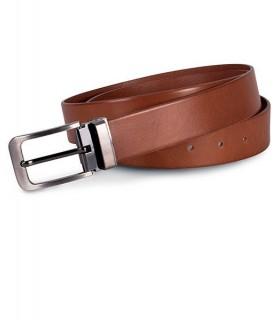 Comprar Cinturón KP808 con cuero italiano granulado 35 mm. Linitex