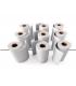 6 Rollos de camilla de papel, precortado. 0,58x70 m. IBP