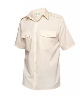 Comprar Camisa 2003 Manga corta. Bolsillo en pecho con charreteras. Monza
