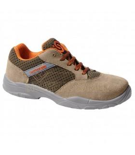 Comprar Zapato 42500 SINTRA Certificado en S3 en piel serraje y microfibra. Industrial Starter