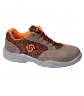 Comprar Zapato 42540 CONFU Certificado en S3 en piel microfibra transpirable. Industrial Starter