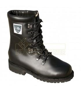 Comprar Bota P600P forestal de piel, puntera y lámina. Certificado para corte de motosierra. Industrial Starter