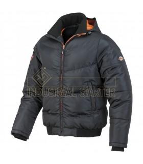 Comprar Cazadora 04098 NARVIK acolchada con capucha desmontable. Issa Line