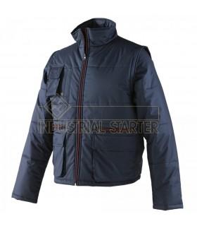 Comprar Cazadora 04038 SQUARE multibolsillos con mangas desmontables. Issa Line