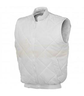 Comprar Chaleco 04037 NEVADA acolchado blanco con el cuello chino. Issa Line