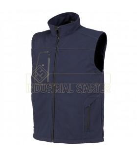 Comprar Chaleco 04007 BALI Softshell de corte deportivo. Issa Line