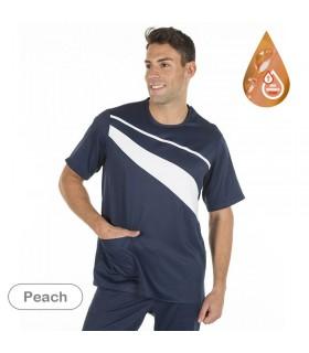Casaca 6138 LUIS con tejido Peach. Garys