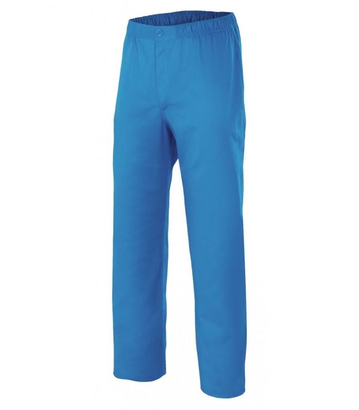 Pantalón 336 de pijama. Cierre de botón y cremallera. Velilla