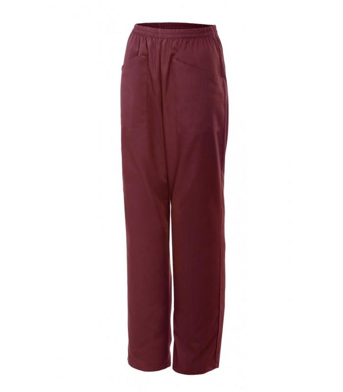 Pantalón 319 de mujer con cintura elástica. Velilla