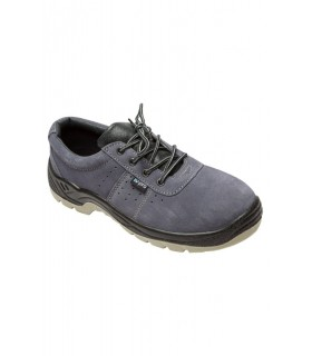 Comprar Zapato Z350A de serraje perforado con plantilla y puntera de acero. Velilla