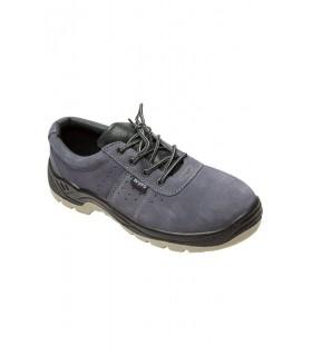Comprar Zapato Z300A de serraje perforado con puntera de acero. Velilla