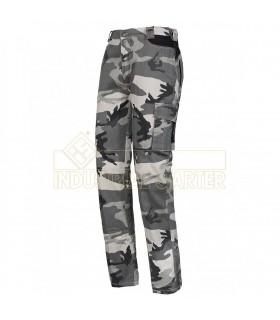 Comprar Pantalón 8029NW Desmontable de camuflaje con forro interior. Issa Line