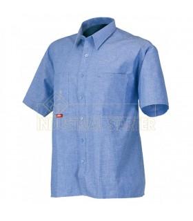 Comprar Camisa 08161 de manga corta 100% Algodón. Issa Line