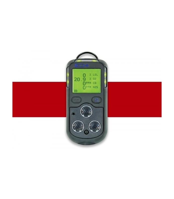 3M 64041 SCOTT PS200 DETECTOR MULTIGAS 4 GASES