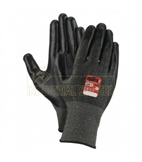Comprar Guantes 07299 anti corte 5 de nitrilo. PACK 12 und. Issa Line