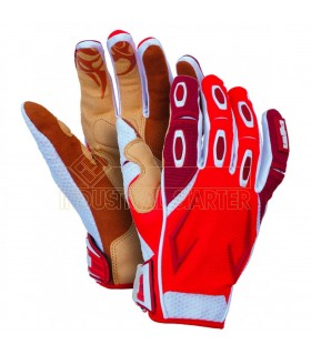 Comprar Guantes 07323 Race de aspecto deportivo en piel sintética. PACK 12 und. Issa Line