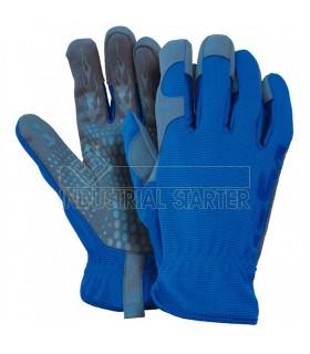 Comprar Guantes 07324 Garden en piel sintética. PACK 12 und. Issa Line