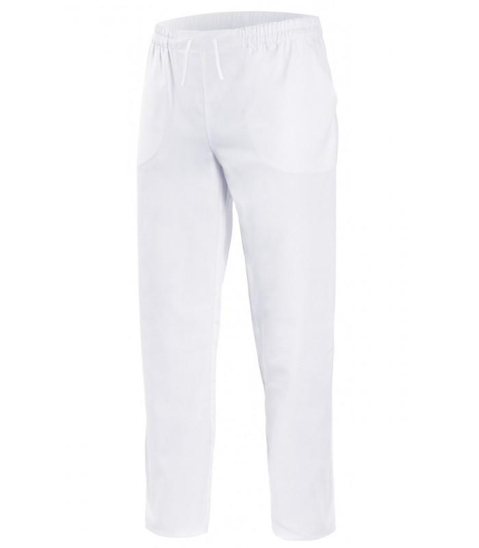 Pantalón 533005 de pijama con cintas 100% Algodón. Velilla