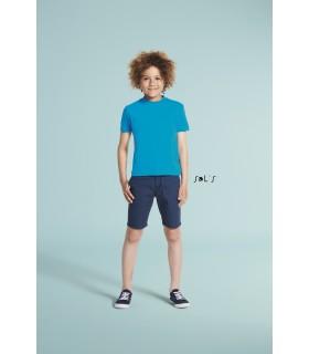 Comprar Camiseta 11970 REGENT de niños con cuello redondo. Sols