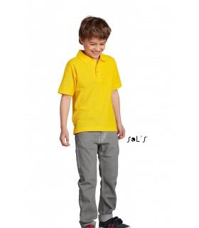 Comprar Polo SUMMER II 11344 de niños de manga corta. Sols