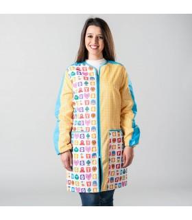 Comprar Bata 5971 de mujer con Diseño de POKOYO DADOS. Garys