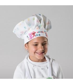 Comprar Gorro Gran Chef 4452 para niños diseño POKOYO. Garys.