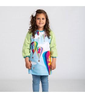 Comprar Baby colegial 3084 con Diseño GLOBOS. Garys