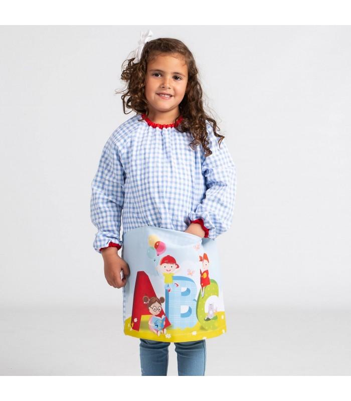 Baby colegial 3085 con Diseño ABC. Garys